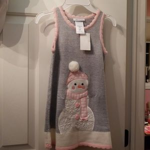 Girls size 4t dress